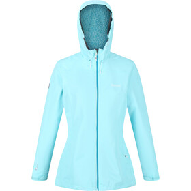 Regatta Hamara II Waterdichte Shell Jas Dames, cool aqua